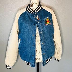 Disney Disneyland Resort Bomber style  Jacket  S-S